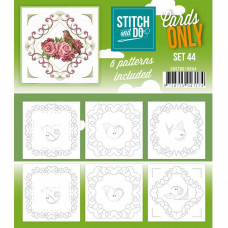 Stitch and Do - Cards Only set 44