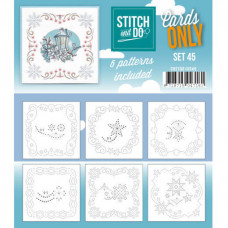 Stitch and Do - Cards Only set 45