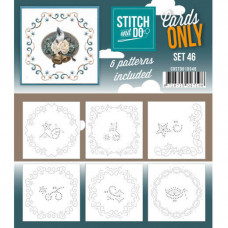 Stitch and Do - Cards Only set 46