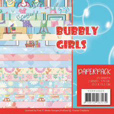 Yvonne Creation Paperpack - Bubbly Girls
