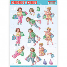 Yvonne Creation - Bubbly Girls - Piger som shopper