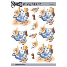 Quickies 3d - Strandtaske