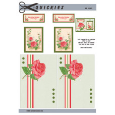 Quickies - Rose i ramme