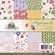 Marieke Design - Blooming Summer Paperpack