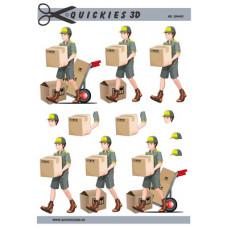 Quickies 3D - Pakkepost