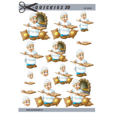 Quickies 3D - Bager