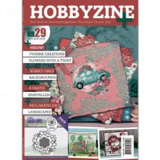 Hobbyzine Nr 29 med dies