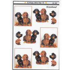 Dyr - Gravhunde