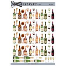 Quickies - Flasker - Glas