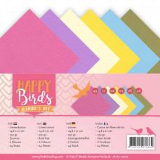 Karton - Happy Birds karton