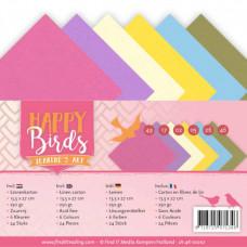 Karton - Happy Birds karton