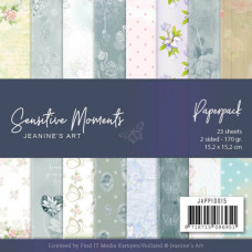Jeanine/s Art - Sensitive Moments Paperpack