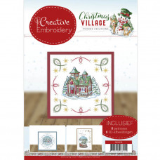 Creative Embroidery - Christmas Village