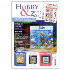 Hobby&z Nr 7 med stempler og embossing