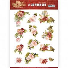 Udstanset - Marieke Design - Touch of Christmas - Dekorationer