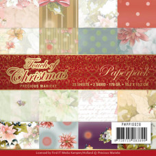 Marieke Design - Touch of Christmas Paperpack