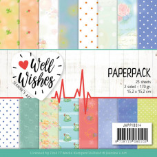 Jeanine/s Art - Well Wishes Paperpack