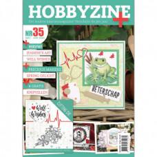 Hobbyzine Nr 35 med Dies