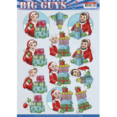 Yvonne Creation - Big Guys