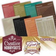 Creative Hobbydots Stickerset - Good old days