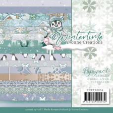 Yvonne Creation - Wintertime Paperpack
