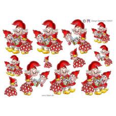 Jul - Nissemor med børn