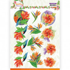 Jeanine/s Art - Exotic Flowers - Blomster