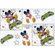 Disney- Mickey