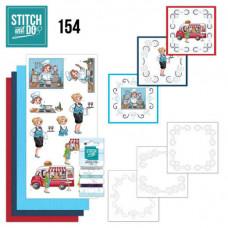 Stitch and Do 154