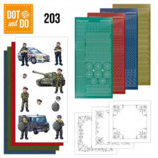 Hobbydots Pakke 235