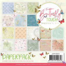Jeanine/s Art - Butterfly Touch paperpack